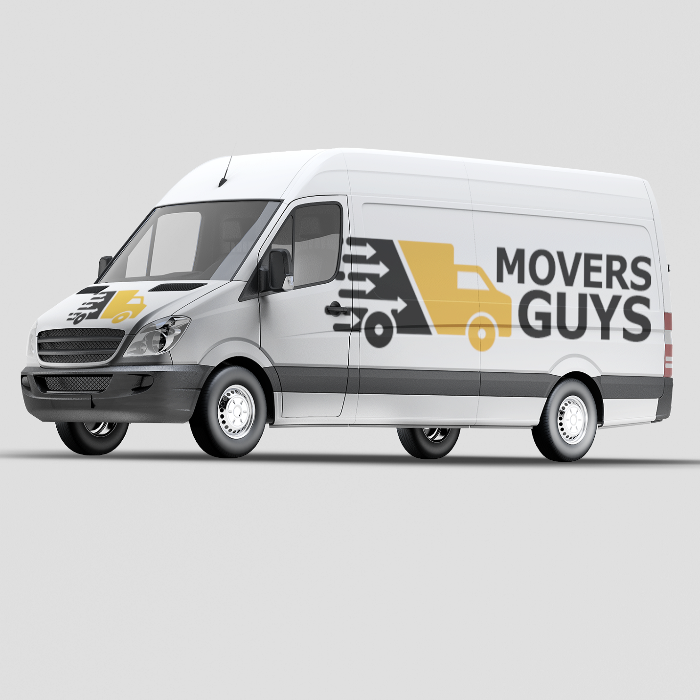 movers guys vehicle