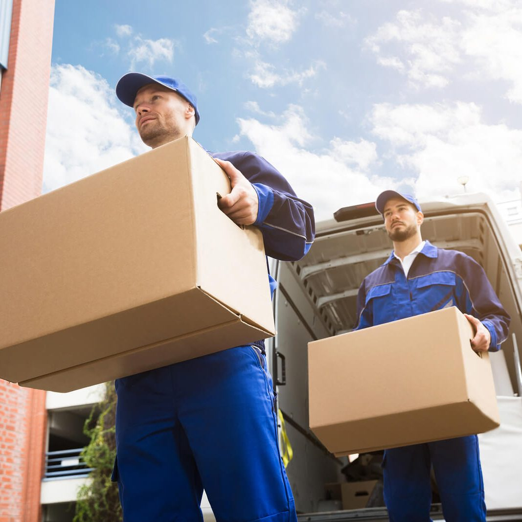 residential movers Houston